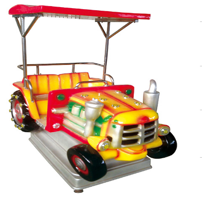 Tractor Kiddy Rides Game Machines Voor Kinderen Hot Muntautomaat Kiddie Rit