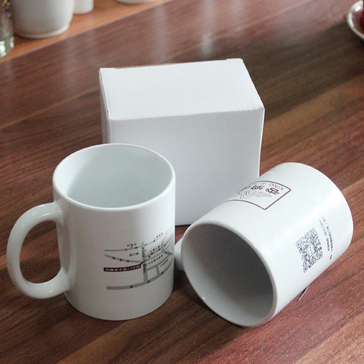 Coffee Mug Ceramic Cup Travel Coffee Mug Custom Logo Printed