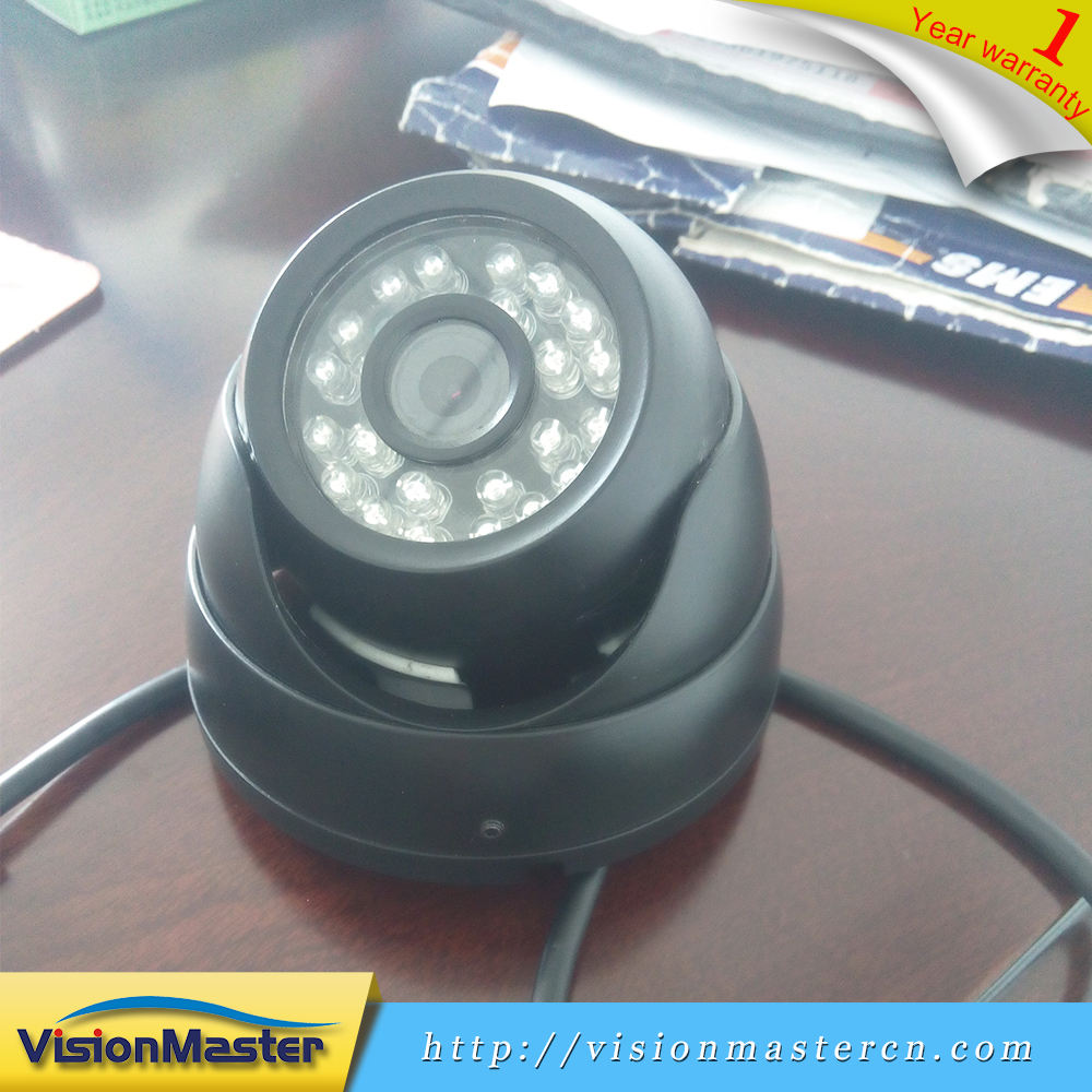 Outdoor/Indoor IR Hd 720 P/1080 P Nightvision Dome Ip Camera Voor beveiliging