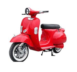Vintage Vespa Motorcycle Electric Scooter with 1000w Motor