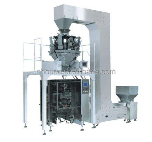 Shouda glace ciliegia/ciliegia candita di pesatura e confezionamento macchine