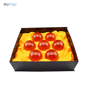 Low Price Wholesale Dragon Ball Z Stars Crystal Glass Ball