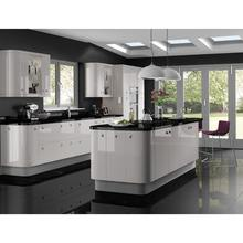 2020 Hangzhou Vermont New Model Ready Made Kitchen Cabinets Designs For Project Kitchen