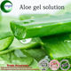 Plastic Container Aloe Vera Wholesales Aloe Vera Liquid Extract/Moisturizing Aloe Gel Liquid Bulk