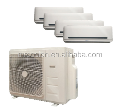48000btu Central Solar Air Conditioner Multi Heads with ETL