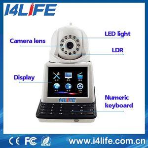 아기 경보 스마트 홈 지능형/ 무선 비디오 카메라/ iCloud에 무선의 ip 카메라