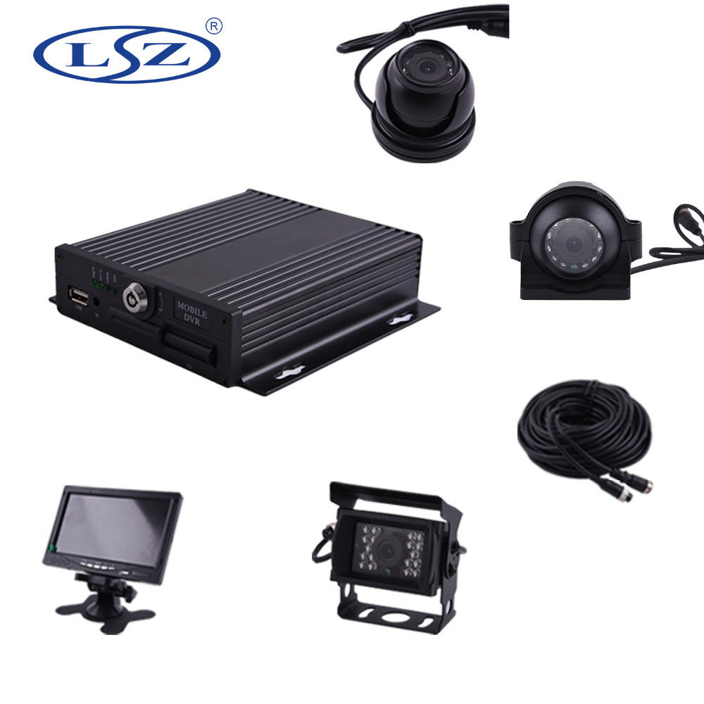 Cctv wireless camera p2p macchina fotografica h.264 4ch dvr combo kit cctv