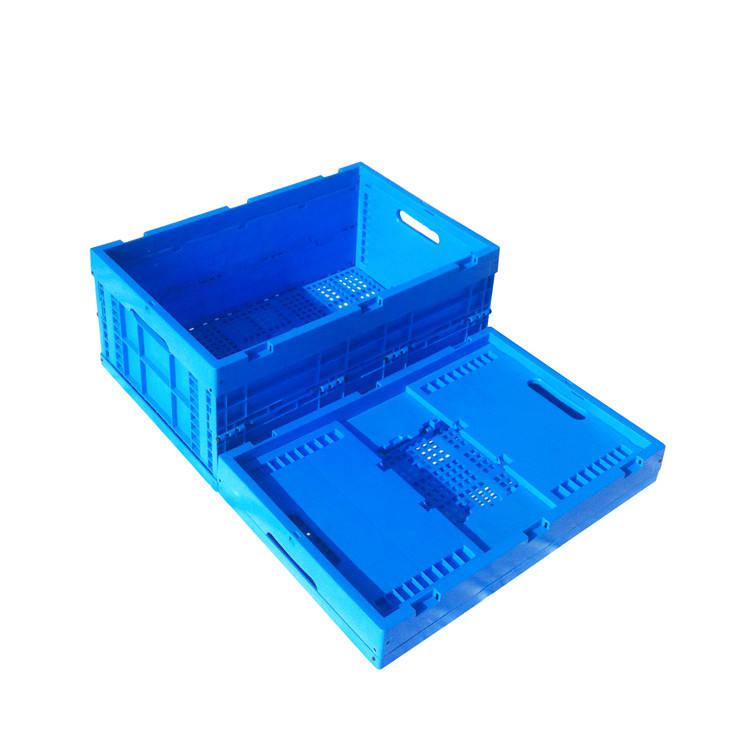 tesco heavy duty plastic storage waterproof collapsible electric ventilated metal box boxes crate for different industry use