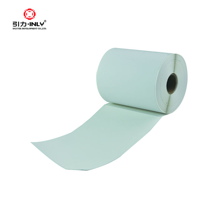 With Free Sample Thermal Paper Label 220 Labels/roll 4x6 4''x6'' Thermal Paper Shipping Label