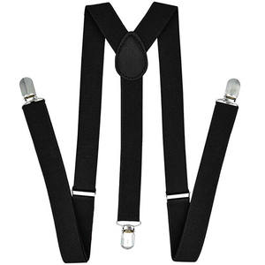Bulk Stock 2.5 3.5 5cm Mens Adjustable Elastic Suspenders