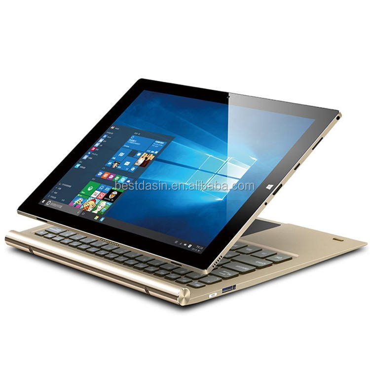 10.1 inch מחברת Intel Z8350 Quad-core מעבד 1.83 ghz מחשב נייד עם Dual OS Win 10/Andriod 5.1 סוללה 8000 mah מצלמה 2 + 5 mp