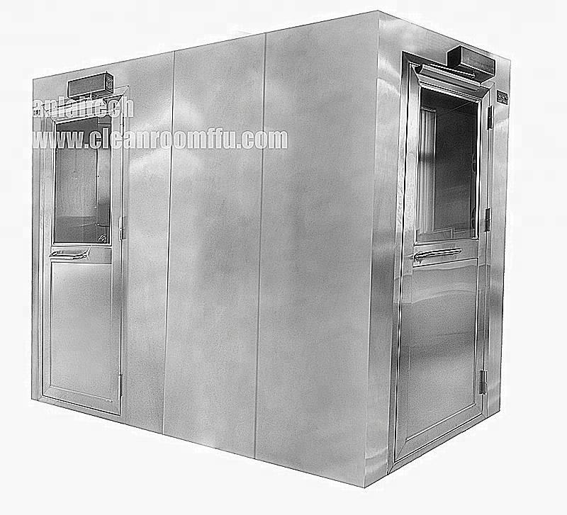 Automatic Induction Modular Cleanroom Air Shower