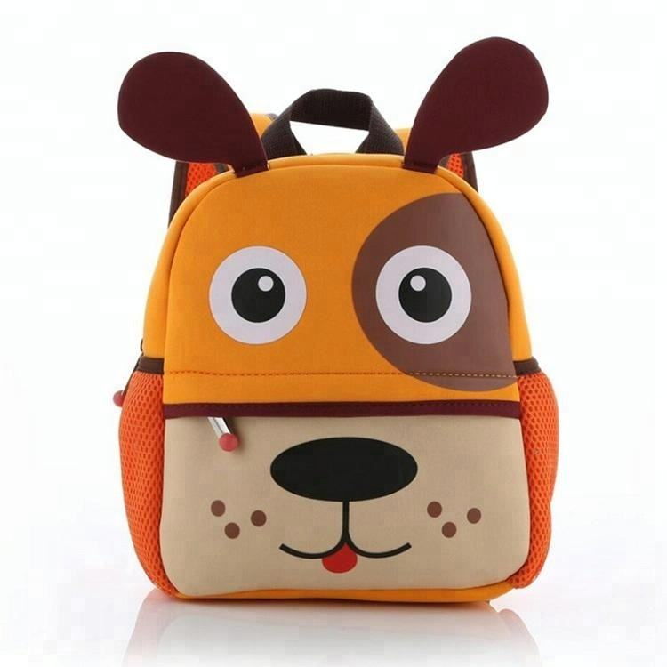 Neoprene Kids Back Pack/School Back Pack/Kids School Bag