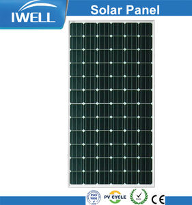 IWELL 300w mono solar panel for home system SPM300W