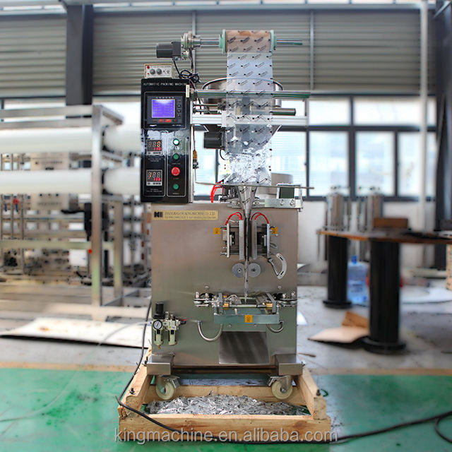 10cl to 50cl bag water / sachet water filling making machine