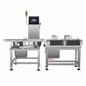 IP65 Stainless Steel Checkweigher Dynamic Weight Checking Machine