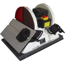 wood wide belt disc sander polishing machine