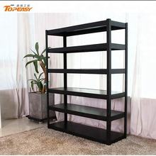 800*400*1800mm 6 tier light duty boltless shelving rack racking unit