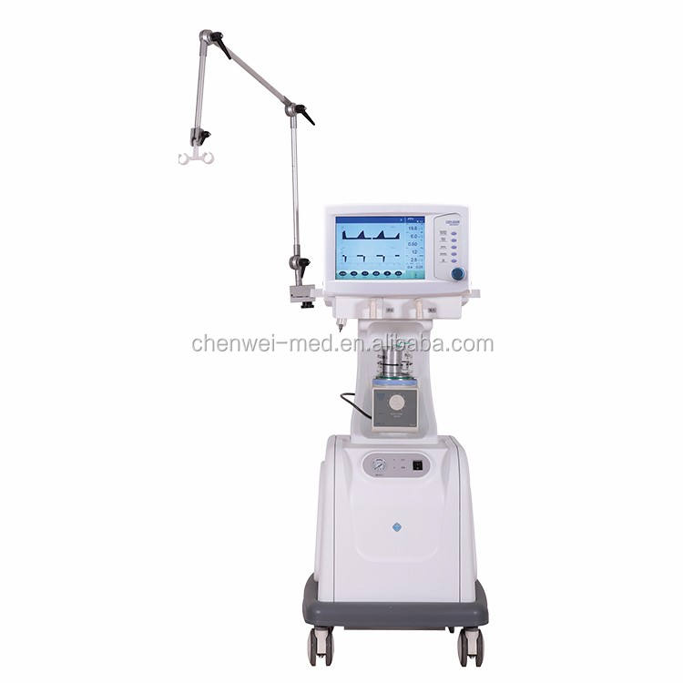 CWH-3020B Hot sale medical ventilator machine in manufacturing price CE marked ICU using medical ventilator