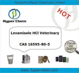 Hp90542 CAS 16595 80 5 Levamisole HCl / Levamisole Hydrochloride