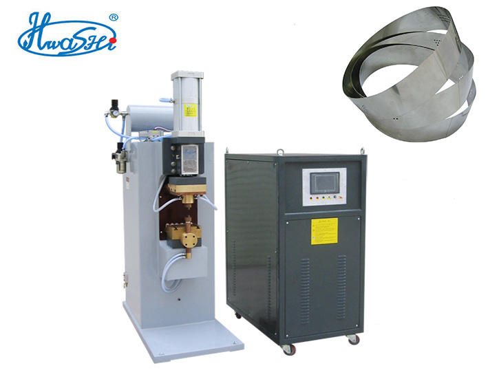 Stainless Steel Spot Welding Machine For Glass Lid Steel Belt Etc, any spot welding position