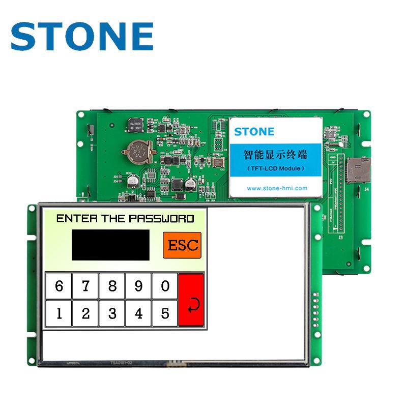 Olivia 32 pulgadas reemplazo piedra HMI LCD táctil a color