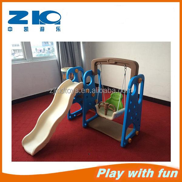 Красочные пластиковые слайд комплект для детей дошкольного