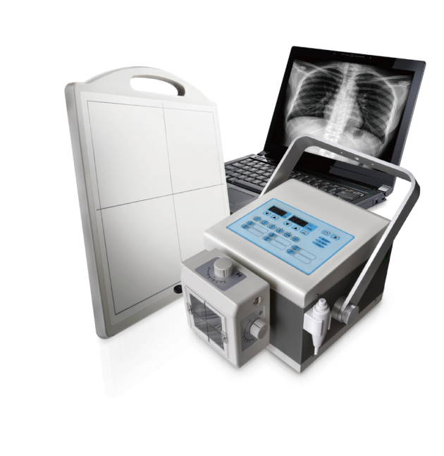XM-P40A Digital Portable X-ray System; X-ray Digital Radiography Machine