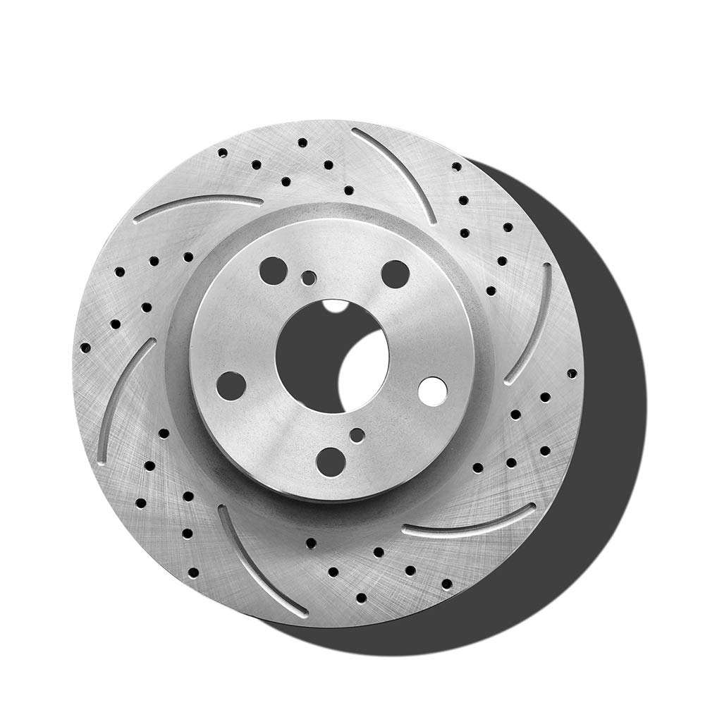 43512-06150 Korea Karbon Man Auto Parts Brake Disc untuk Toyota Camry