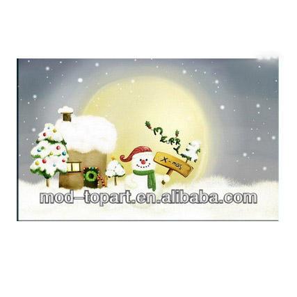 Fuzhou fornecedor profissional da decoração de natal penduradas