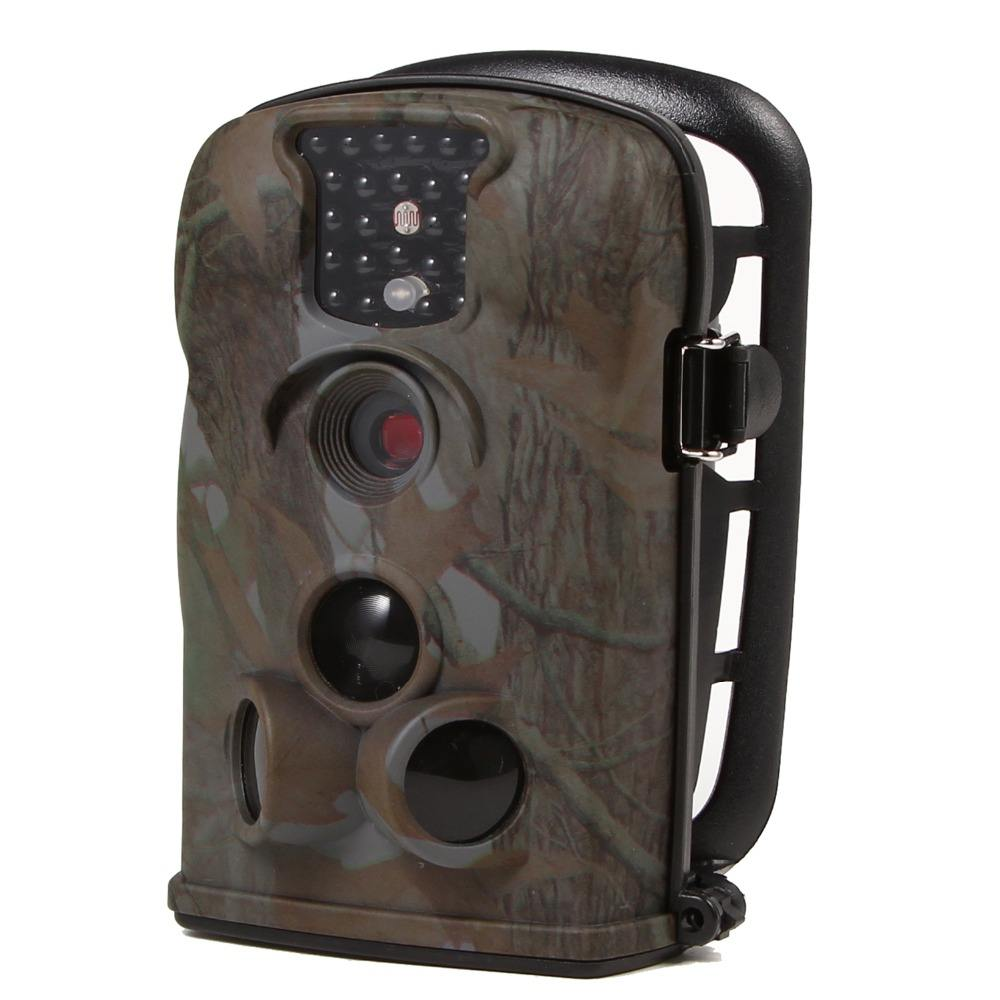 BESTOK Newest 16MP 1080P No Glow Infrared Digital Trail Hunting Camera 5210A