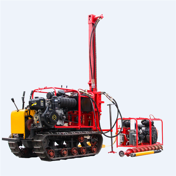 borewell drilling machine 200m dth water well drilling rig for sale philippines