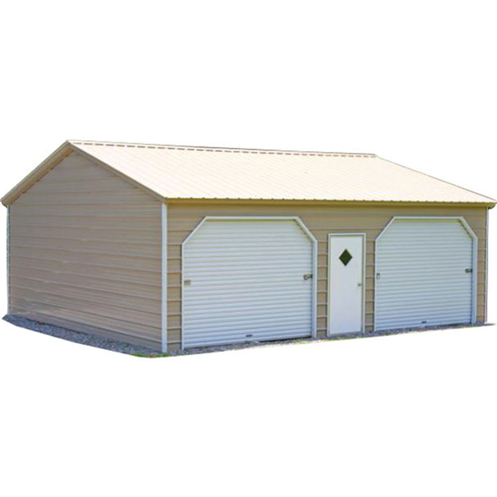 Convenient movable steel structure garden storage/waterproof Carport metal shed