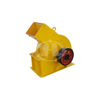 New type gangue hammer crusher from china
