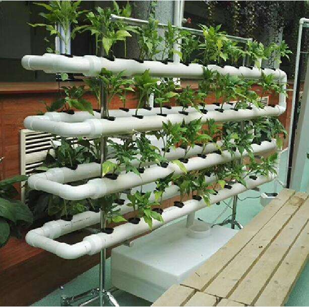 lyine new mini garden vertical growing hydroponic tower