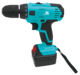 14.4v 16.8v li-ion battery electric china mini power professional hand makita cordless drill