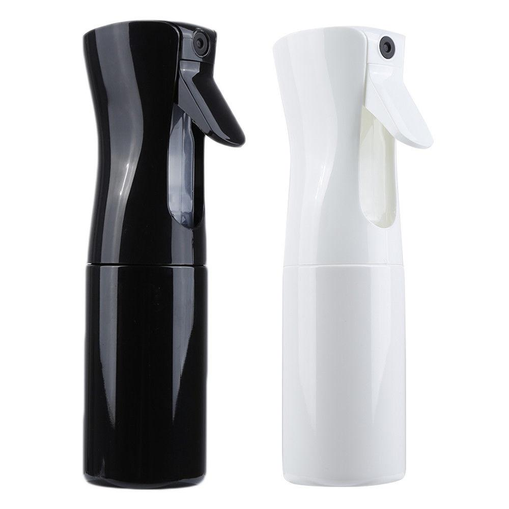 200ml Custom Logo Reusable Salon Cosmetic Barber Stylist Plastic Trigger Sprayer Continuous Mist Water Spray Bottle