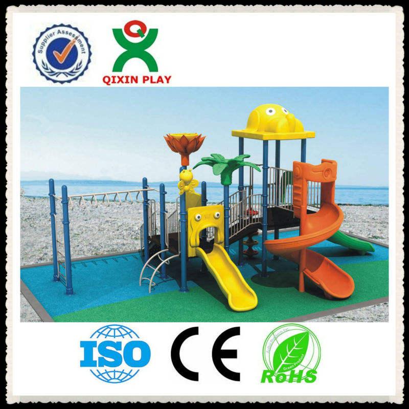 Mejor parque infantil vendedor con colgar escalera / de mesa juegos QX-11024B