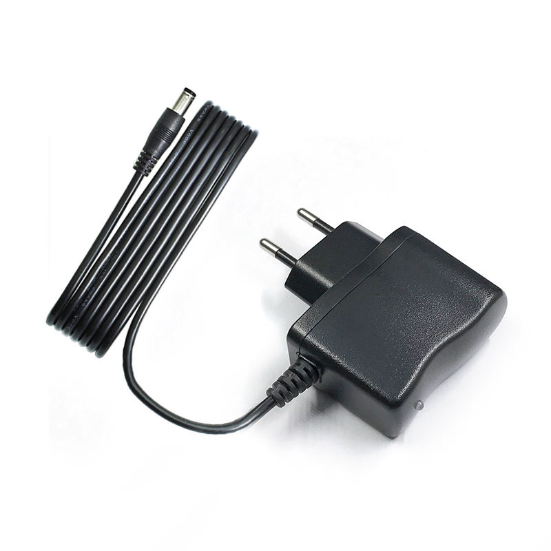 High Quality 3V 1A AC DC Switching Adaptor Safety Power Battery Charger Travel Adapter For Electric Razor wiht EU plug CE