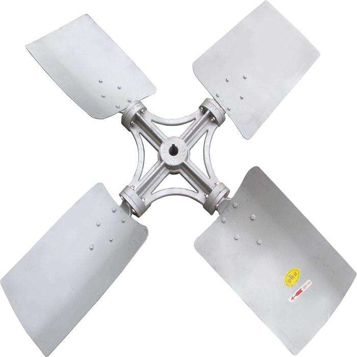 Cross flow koeltoren fiberglass plastic fan blade/cooling tower fan