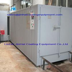 Sell Gas Powder Coat Oven Powder Coating Oven Paint Oven For Metal