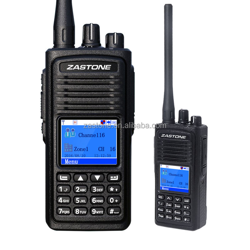 <span class=keywords><strong>VHF</strong></span>/UHF DMR digitale handheld zweiwegradio/walkie talkie mit priorität kanalsuchlauf im analog/digital