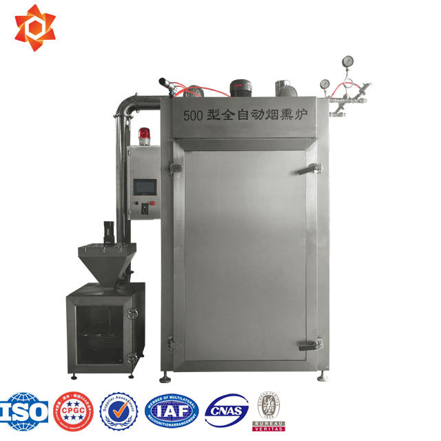 Electric Meat Commercial Meat Commercial Fish Smokers For Sale/smoke oven machine