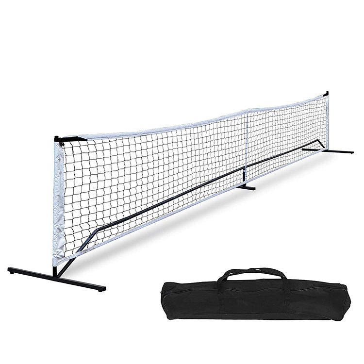 Professional Supplier Portable Foldable Training Practice Tennis Net Post