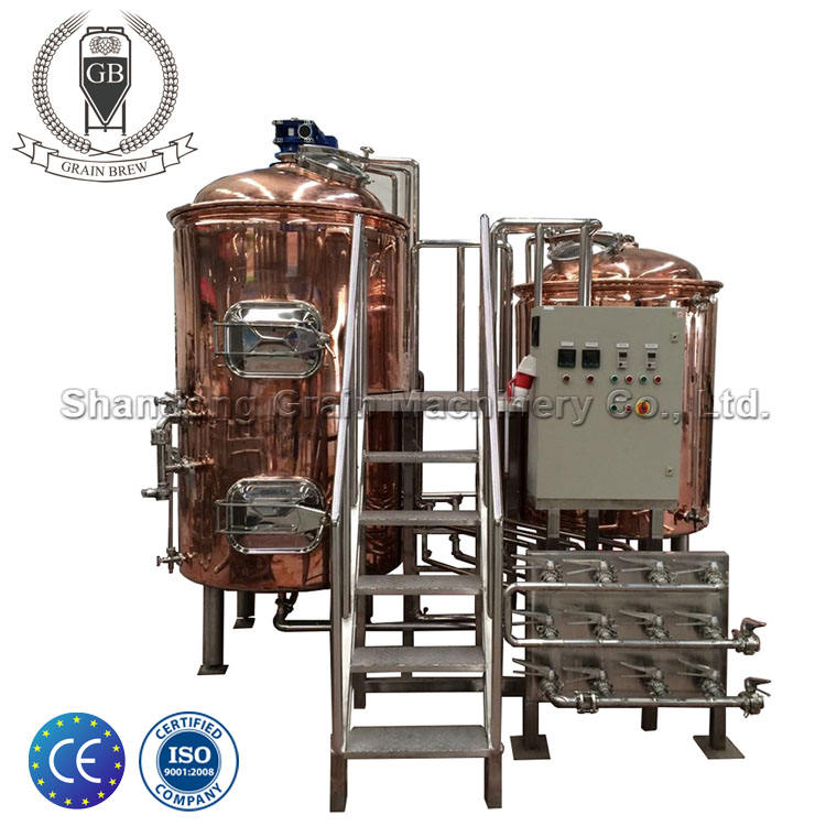 Microbrewery <span class=keywords><strong>homebrew</strong></span> 1BBL बियर brewhouse के लिए saccharification