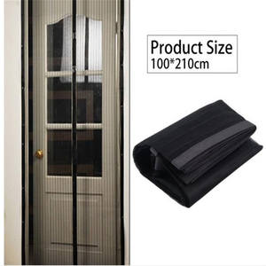 magnetic fiberglass screen door curtain lowes