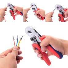 Cordend Crimper sleeve terminal crimping tools useful low weight end sleeves cable crimping tool