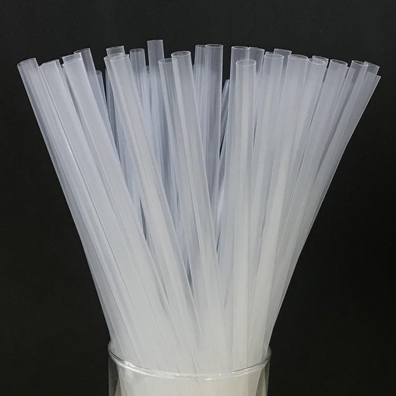 6*21cm Wholesale Hot sale Chinese Made Biodegradable Flexible PLA Drinking Straw With Cheap price