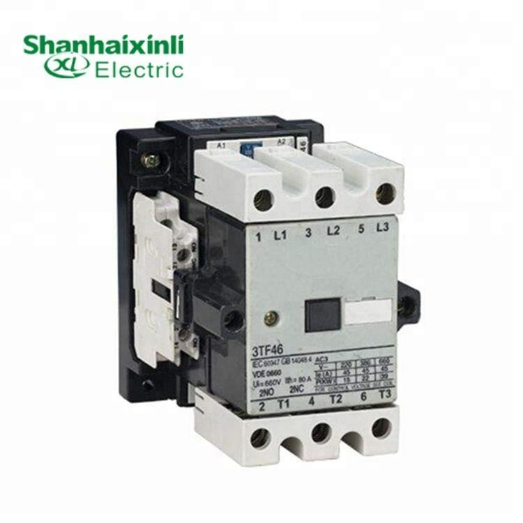 XINLI High Quality 3TF Series AC Contactor Siemens Electric Contactor All Types Of Contactor 3TF