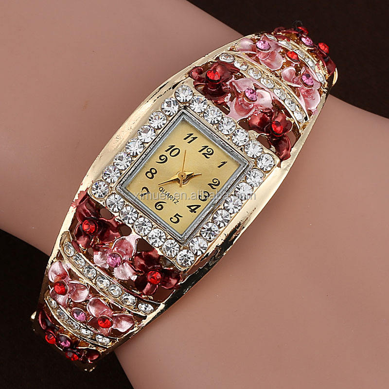 Wholesale China customs watch antique wrist watch luxury watch